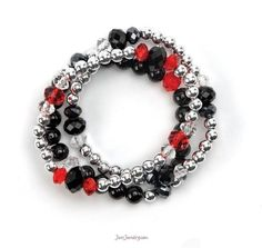 Hot Wired Bracelet $18 (B-010008 - The Finishing Touch) pg. 35