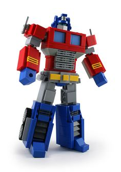G1 Optimus by MacLane