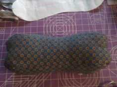 Free Pattern And Instructions For Neck Pillow Fabric