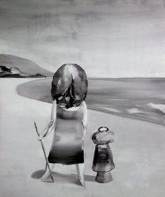 Tomoo Gokita painting 1
