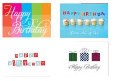 All about Birthdays.  Add YOUR pictures and your words.  You will NEVER forget another birthday.