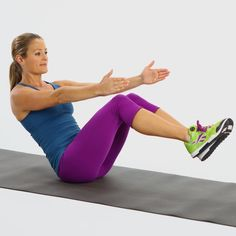 Flat-Belly Exercises