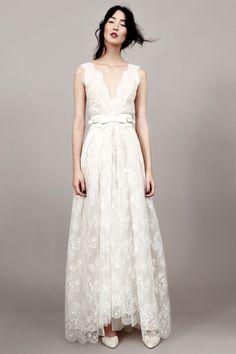 Robe de mariée dentelle Berlin, Kaviar Gauche l La Fiancée du Panda blog Mariage et Lifestyle #kaviargauche #papillon #bridal