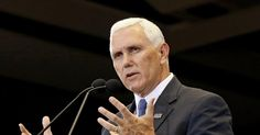 Vice President Mike Pence will speak at the March for Life rally Friday.