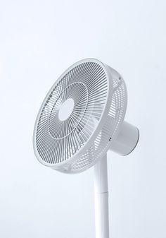 BALMUDA GreenFan2   自然の風を、最小の電力で。