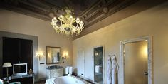 An amazing and relaxing spa @Four Seasons in Florence