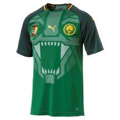 Camiseta copa mundo 2018|camisetas de fútbol baratas  Réplica camiseta  Camerun 2018|Camisetas de fútbol . 009d0ed0a3552