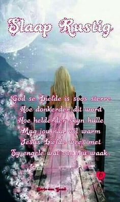 Dit is pragtig Good Night Wishes, Good Night Quotes, Special Words, Special Quotes, Lekker Dag, Evening Greetings, Afrikaanse Quotes, Goeie Nag, Gymnastics Pictures