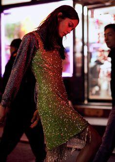 Magpie Magazine January 2017 Mariana Dantec by Alex Hutchinson - Fashion Editorials