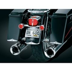 Rear Fender Accent define the bottom edge of your fender and saddlebags with these easy-to-install accents. Road Glide, Harley Davidson, Motorcycle, Easy, Accessories, Biking, Motorcycles, Engine, Choppers