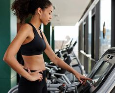 Be sure to add incline gradually to get legs warmed up.