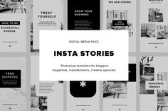 INSTA STORIES - Soci