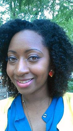 "Lisa Clay - Creator of the blog ""This Hair Is Mine"".   Guest on previous episodes: - 12/13/12 Natural Hairstyles for the Holidays + Nzuri Recap! - 03/11/12 Natural Hair 911! Revive Your Stressed Tresses"