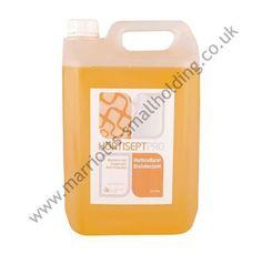 HortiseptPro Cleaning Fluid Super Concentrate 5ltr - £36.50 ex. VAT