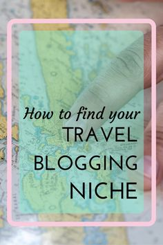 A simple way to carve out your own travel blogger niche – and why it's so important to have one. Traveling By Yourself, Finding Yourself, Slow Travel, Long Haul, Simple Way, Digital Marketing, Blog, Soul Searching