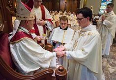 Ordination to the Priesthood of Fathers Norton, Soberalski, Gregerson and Meininger, 2015 Kay Cozad - Diocese of Fort Wayne-South Bend - Picasa Web Albums