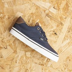 Classic cord cool. Navy Trainers, Shoe Shop, Kid Shoes, Chuck Taylor Sneakers, Boy Fashion, Cool Kids, Cord, Vans, Footwear