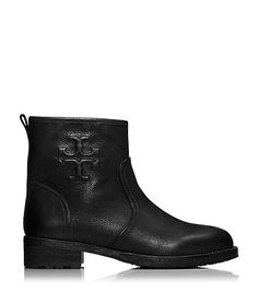 Tory Burch - Simone Bootie in Black