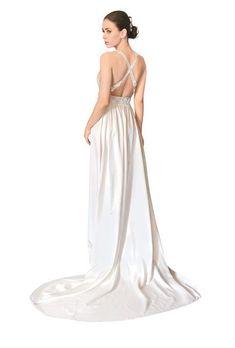Tendance Robe du mariée  2017/2018  Brides.com: Spring 2014 Wedding Dress Trends | Temperley Bridal Dress