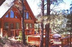Pagosa Springs Vacation Rental - VRBO 321123 - 5 BR Southwest House in CO, Casa Buena Vista - 5 BR Mountain Home in Pagosa Springs