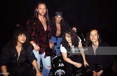 Queensryche during 1992 File Photos.