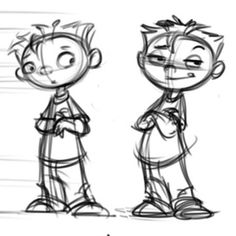 Some doodles of a boy. #boy #sketch #art #characterdesign #cute #sketches #doodles