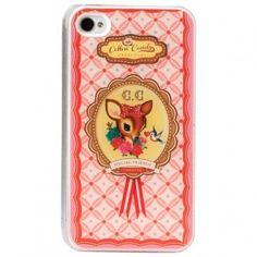 Wu & Wu - Cotton Candy - Iphone 4 cover