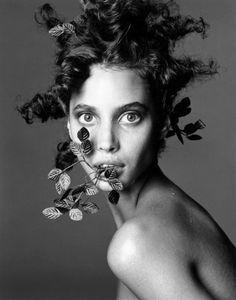 Christy Turlington - Steven Meisel 1986