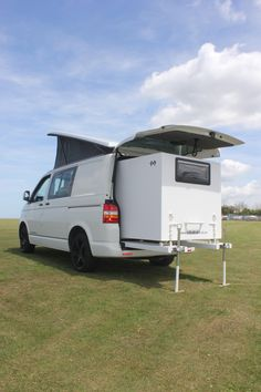 VDUBLER at only £2,500 for the conversion which includes a bed.