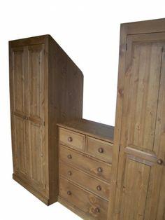 Cheshire Under-Eave Storage