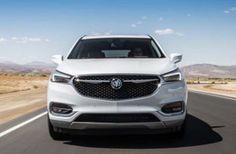 buick enclave 2018 rating review buick enclave ford escort and ford
