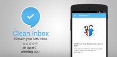SMS Blocker. Clean Inbox Premium v8.0.16  Domingo 8 de Noviembre 2015.Por: Yomar Gonzalez | AndroidfastApk  SMS Blocker. Clean Inbox Premium v8.0.16 Requisitos: 4.0 Descripción: Nota Importante: Según los cambios de política de Android desde la versión 4.4 en adelante sólo una aplicación puede manejar mensajes y que hay que establecer como aplicación de mensajería por defecto. Así que si usted está en las versiones de Android 4.4 o superior es necesario configurar la Bandeja de entrada…
