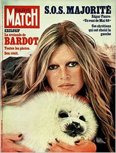 Paris Match | Brigitte Bardot