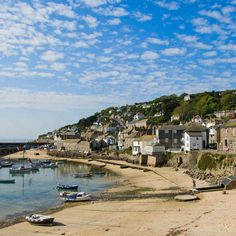 Cornwall, Mousehole. Find this and more holiday inspiration at Redonline.co.uk