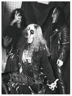 Mayhem, Dead, Necrobutcher, Black Metal