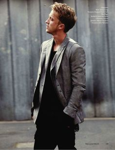 Here are some photos of Tom Felton from the Fall Fashion 2011... - Emma Watson - Zimbio