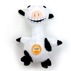 Brinquedo para Cães Animais da Fazenda Vaca Ultrasonic Culbuto Animals Afp - MeuAmigoPet.com.br #petshop #cachorro #cão #meuamigopet