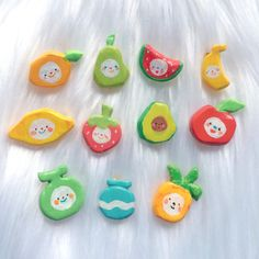 Cute Polymer Clay, Cute Clay, Polymer Clay Charms, Diy Clay, Ceramic Clay, Ceramic Painting, Fimo Ring, Pottery Workshop, Clay Art Projects