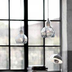 Mega Bulb Pendant Lamp by And Tradition