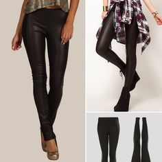 "Pants that are ""faux-real"" hot!"