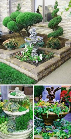 How to Plant a Personal Garden In a Small Urban Space. Small garden decor ideas. #garden #ideas #landscaping