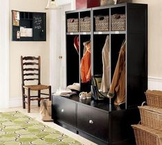 Entryway Storage Solutions by McClurg Entryway and Mudroom Storage Brady Open Entryway Suite Bench With Storage, Home, Modern Home Furniture, Interior Furniture, Entryway Furniture, Home Furniture, Mudroom Lockers, Entryway Decor, Entryway Bench Storage