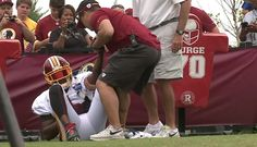 Injury News: Redskins to go without key player for Sunday's game vs Vikings