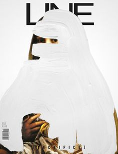 """Name: Line Magazine, Issue 2 • Year: 2013 • Designer: Chad Wys — """"Projects — Line Magazine"""", Chad Wys (Retrieved: 9 October, 2014)"""