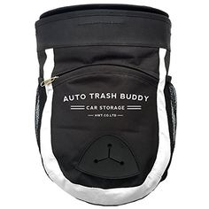 Auto Trash Buddy Best Car Trash Can - Garbage Bag for Everyday Travel and Road Trips http://www.amazon.com/dp/B013RHUVX8/ref=cm_sw_r_pi_dp_lbzrxb1R7JYE2