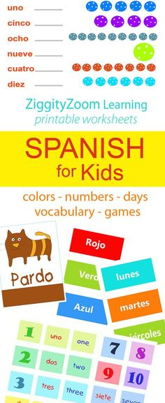 Alphabet Worksheets For Pre-k Pdf Preschool  Preschool Spanish Spanish And Language Spring Preschool Worksheets with Compound Nouns Worksheet Word Free Printable Spanish Worksheets For Kids Lots Of Beginner Printables For  Learning Spanish Or English Parentheses Worksheets Pdf