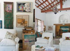 Artists Home in Córdoba | Inspiring Interiors
