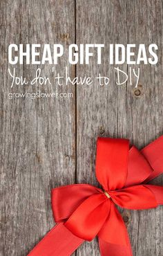 Diy Gift Ideas Under 5 A Roundup Of Cute And Practical