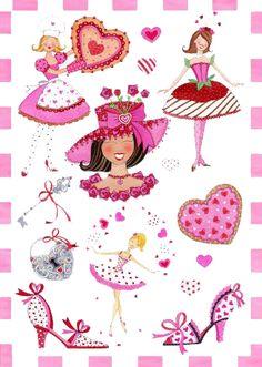 Laminas de decoupage,  diferentes laminas de decoupage  con tematicas distintas, flores con bebes para bay shower, conejitos infantiles had...