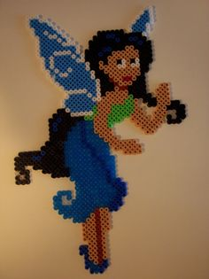 Silvermist - Disney Fairies hama beads by Juan José Prieto